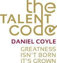 'Talent. You've either got it or you haven't.' Not true, actually.  In The Talent Code, award-winning journalist Daniel Coyle draws on cutting-edge research to reveal that, far from being some abstract mystical power fixed at birth, ability really can be created and nurtured.