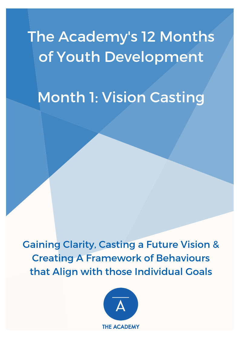 Vision Casting - The Youth Academy