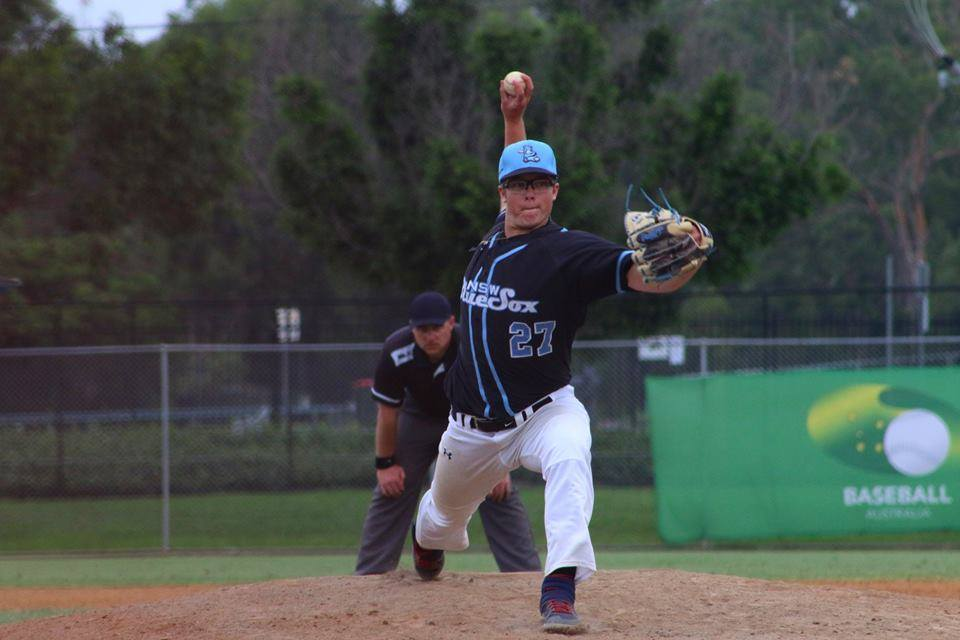 """Life-Changing. That's what The Academy is""  -  Hayden Daniels, NSW Country Pitcher"
