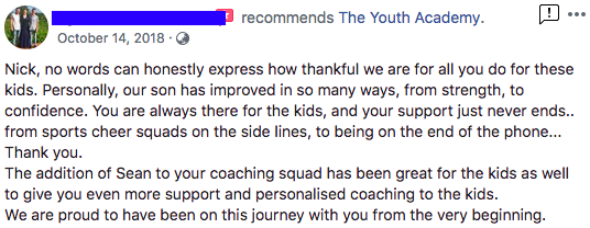 Kylie - The Youth Academy
