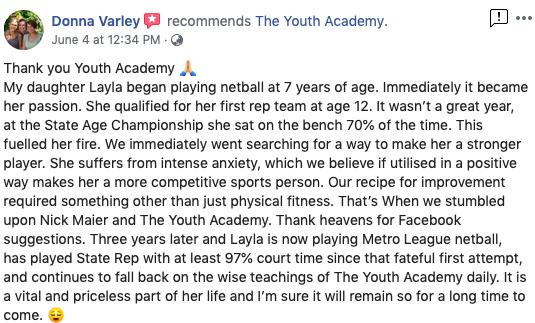 Meet Our Academy Kids
