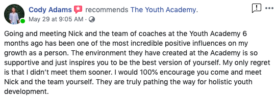 The Youth Academy