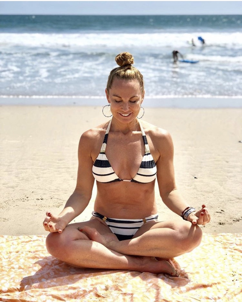 Debbie Lash is a yoga teacher and health coach based in Los Angeles, California.