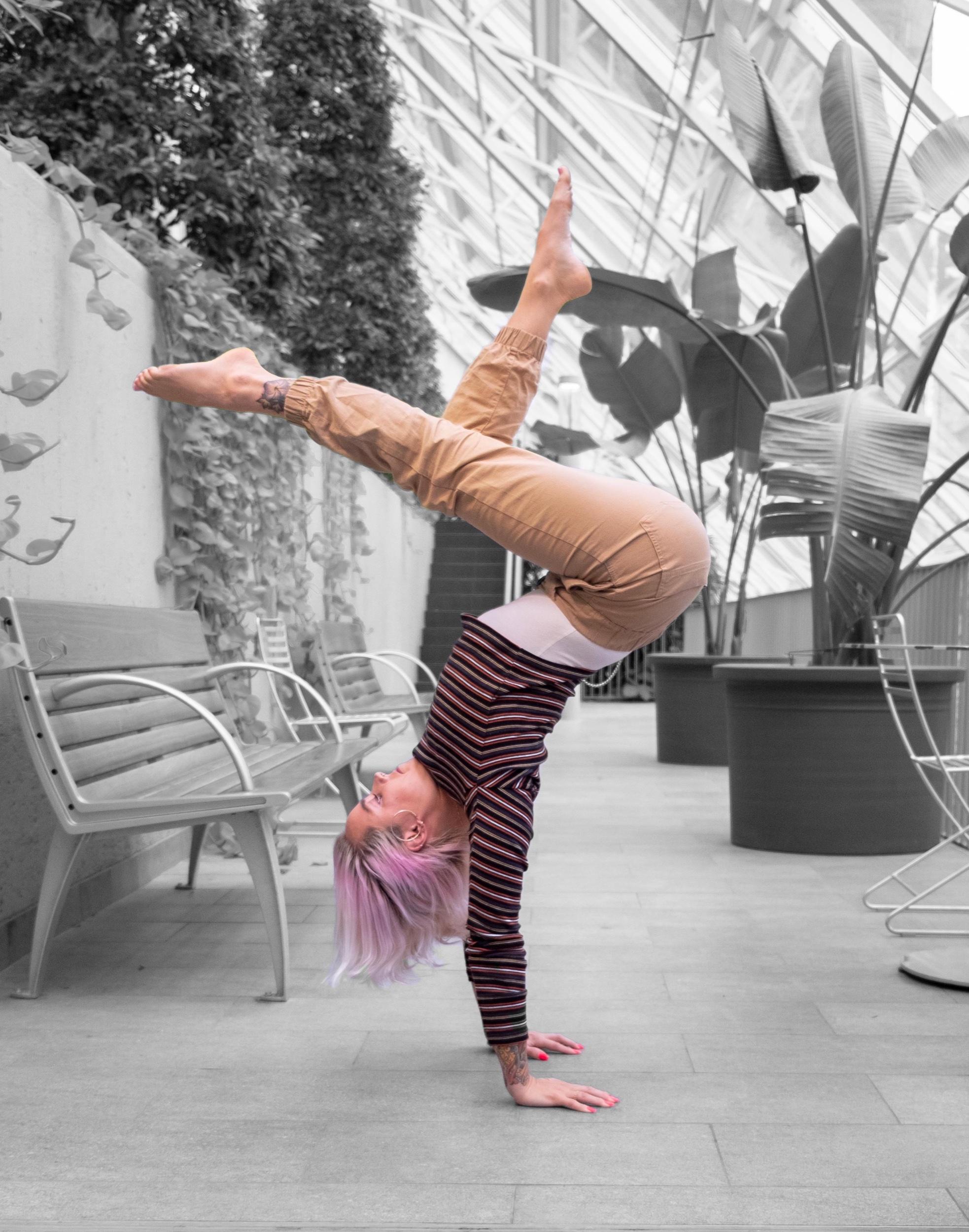 Shakti Bird is a yoga teacher that is international.