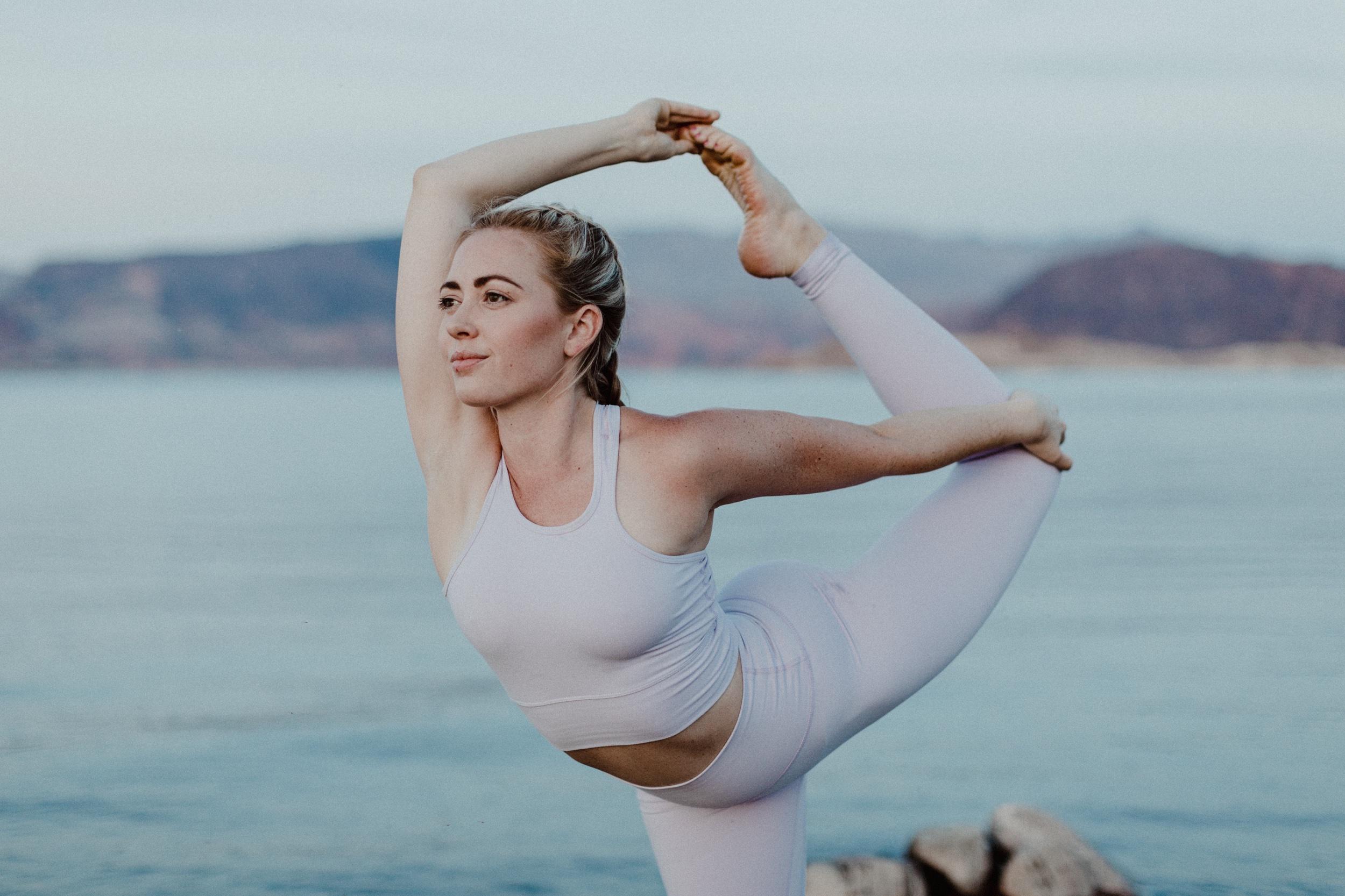 Adriana Lee is a yoga teacher and reiki healer.