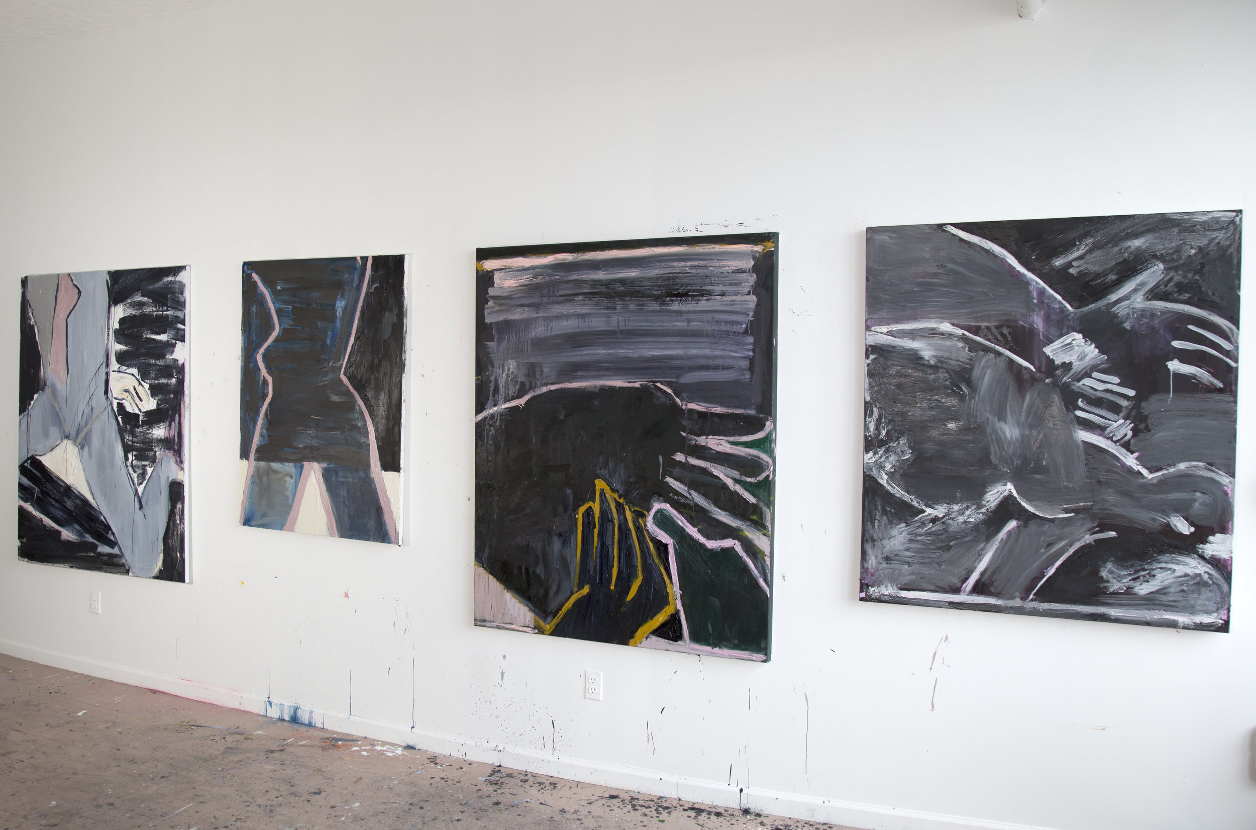 Bushwick Studio, 2018