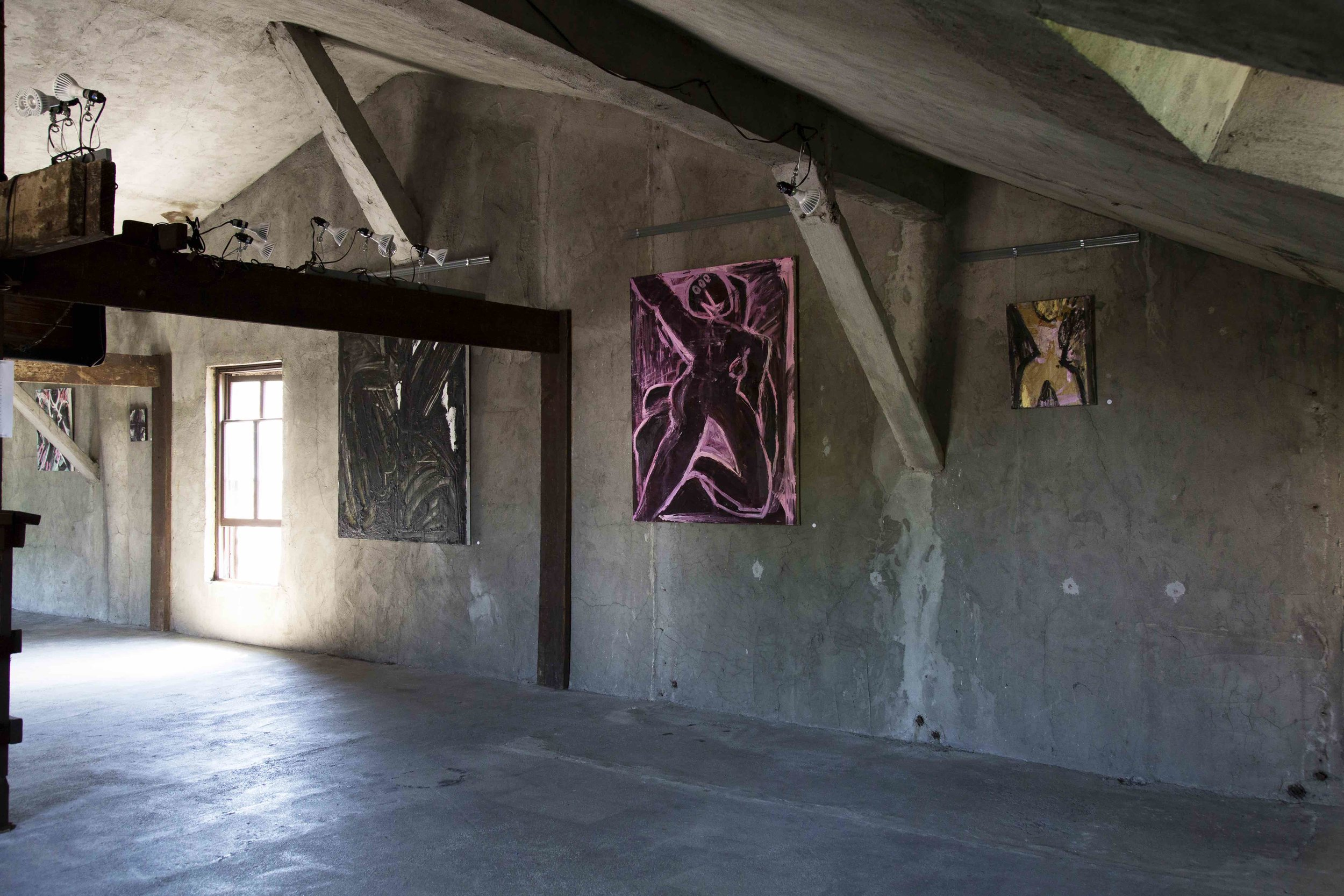 John Davis Gallery, Solo show - 2019