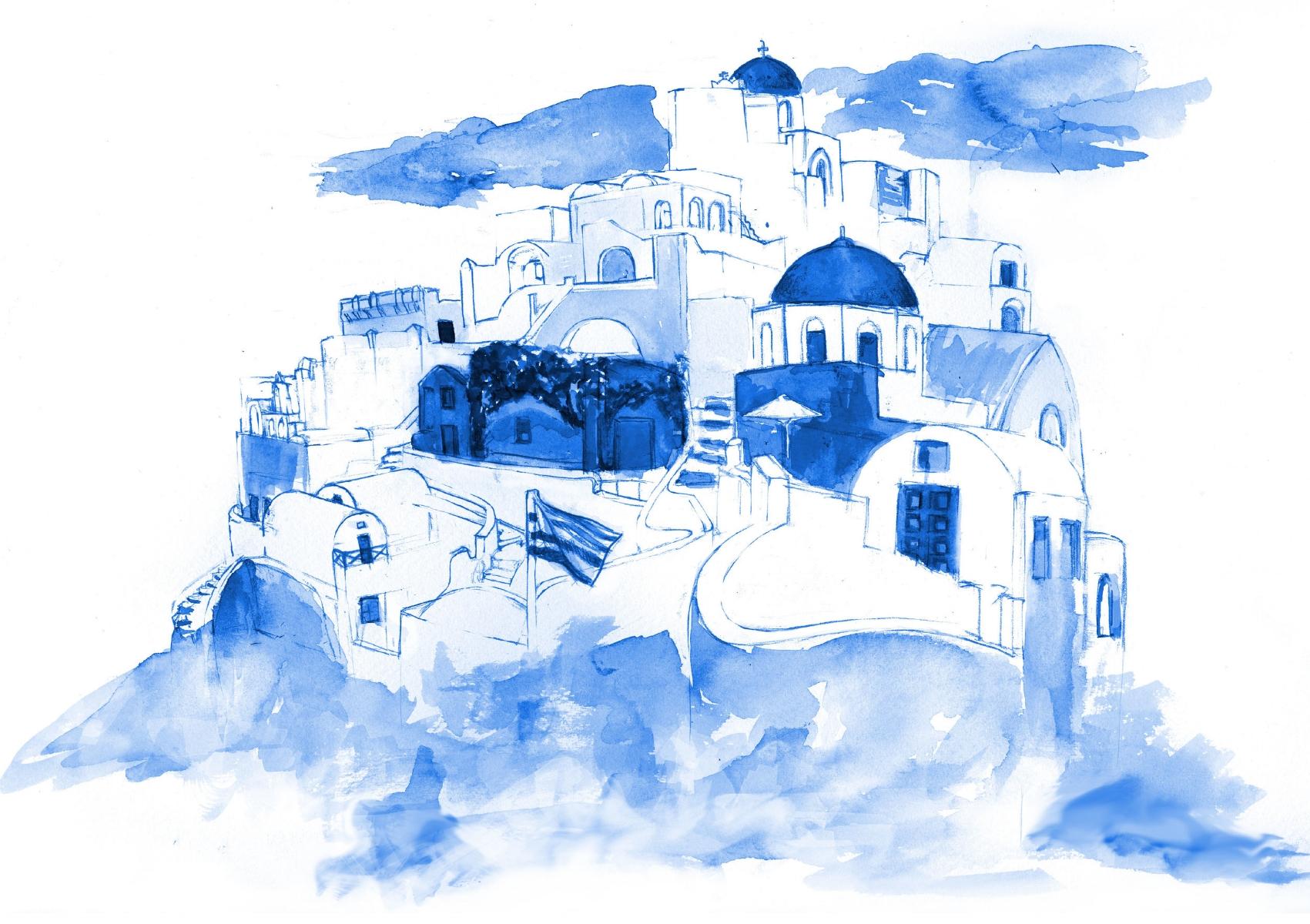 santorini cityscape monochrome.jpg