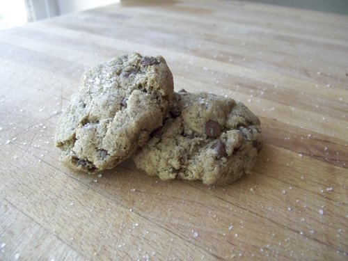 (V) Salted Chocolate Chip Cookie
