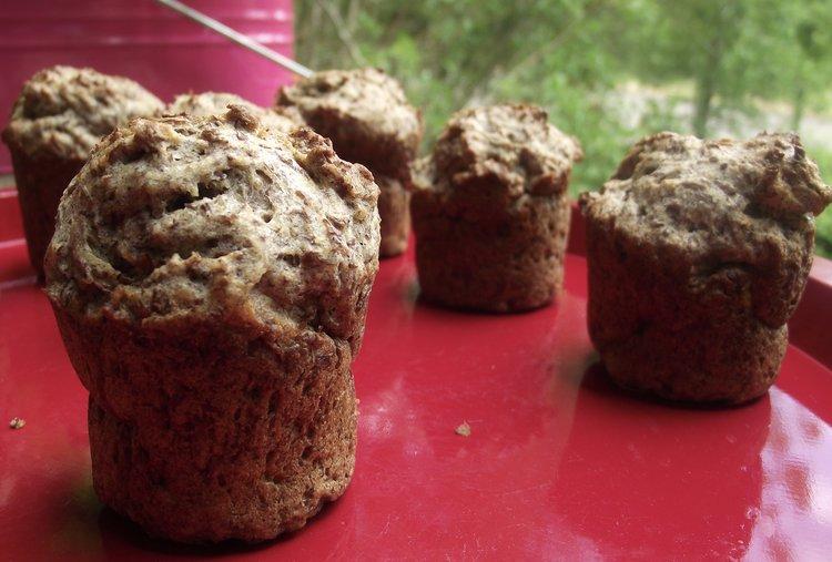Flax Muffins