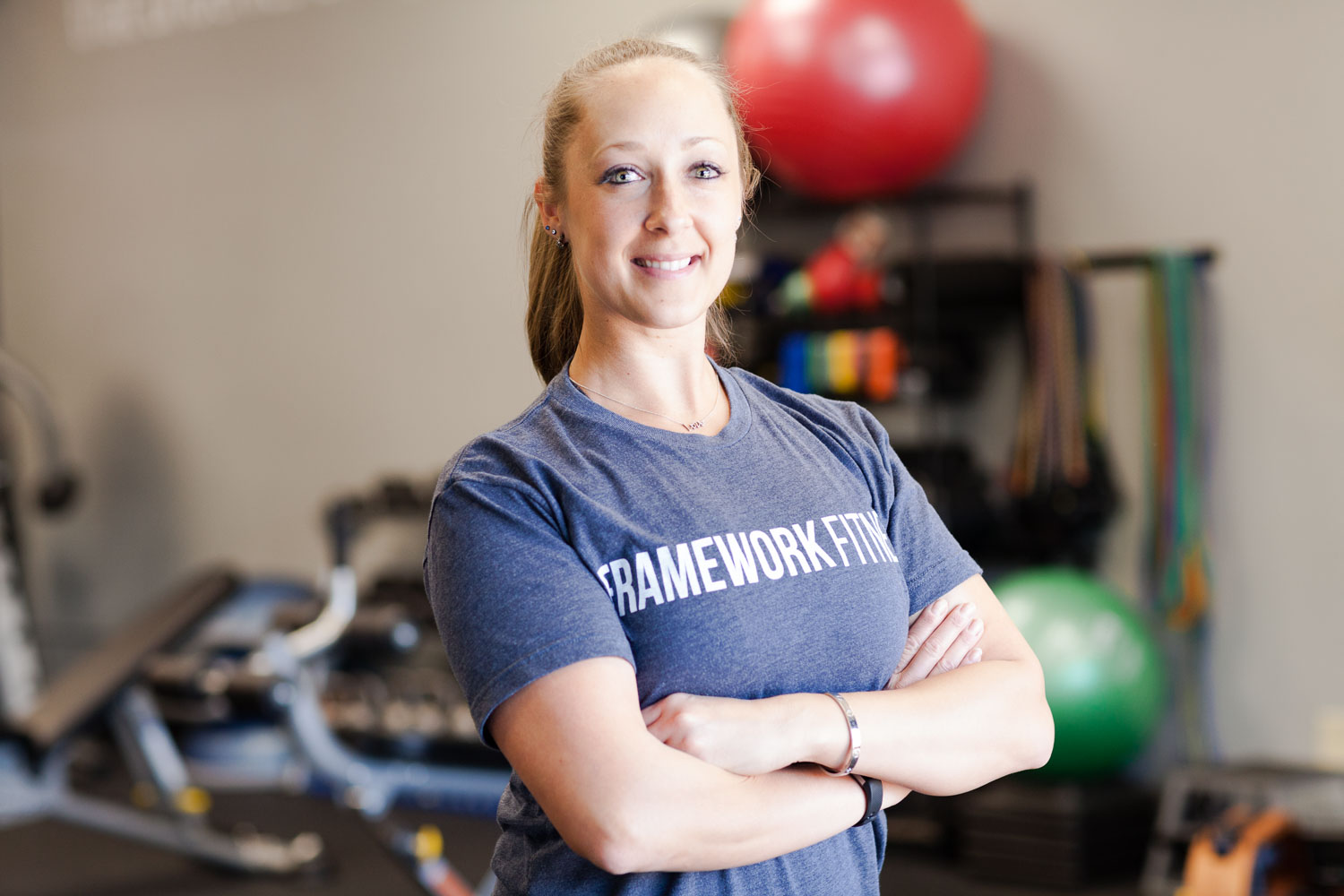 "Kimberly Pettitt     Personal Trainer, CPT NASM / Personal Training    With 10 years of experience, Kim has worked with a wide variety of populations across the fitness spectrum. Areas of focus include weight loss, strength and conditioning, injury prevention, nutrition counseling, and competition prep. ""I love to see my clients achieve their personal health and fitness goals, through a tailored approach of regular fitness activities and guided fitness programs."" Kim received a Bachelor of Science Degree in Exercise Science from The University of Toledo where she played Division 1 softball for 4 years. She has competed in 4 NPC Figure competitions.    Strengths:    Performance Enhancement Specialist, Fitness Nutrition Specialist   ""I believe the key to this success is by building a solid FRAMEWORK in the beginning."""