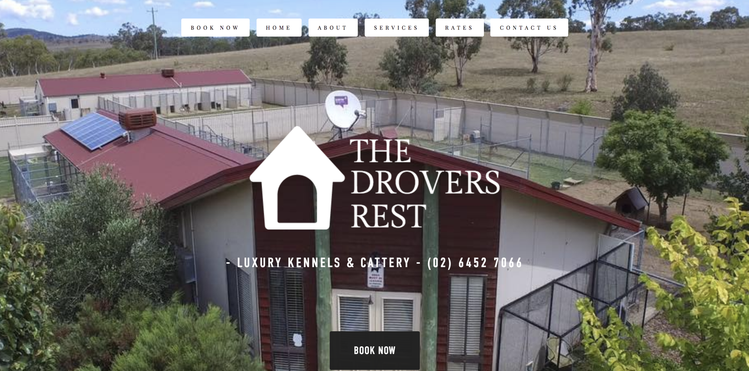 THE DROVERS REST BOARDING KENNELS