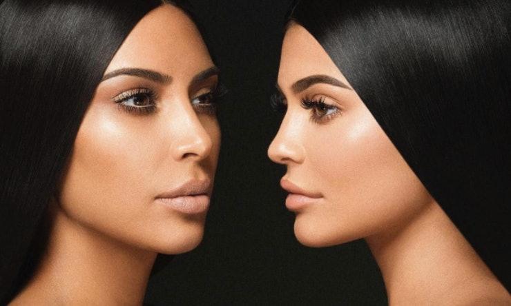 kkw beauty x kylie cosmetics