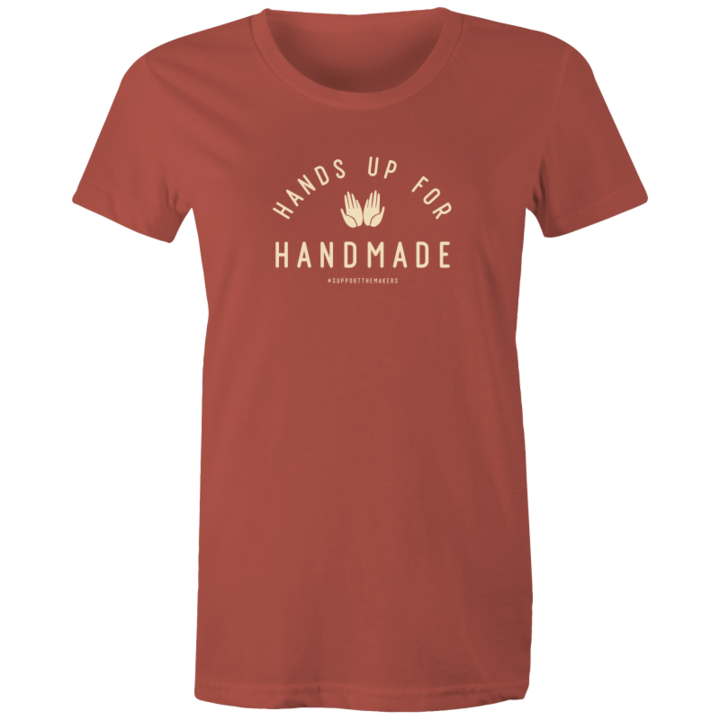 Hands of a Maker Tee