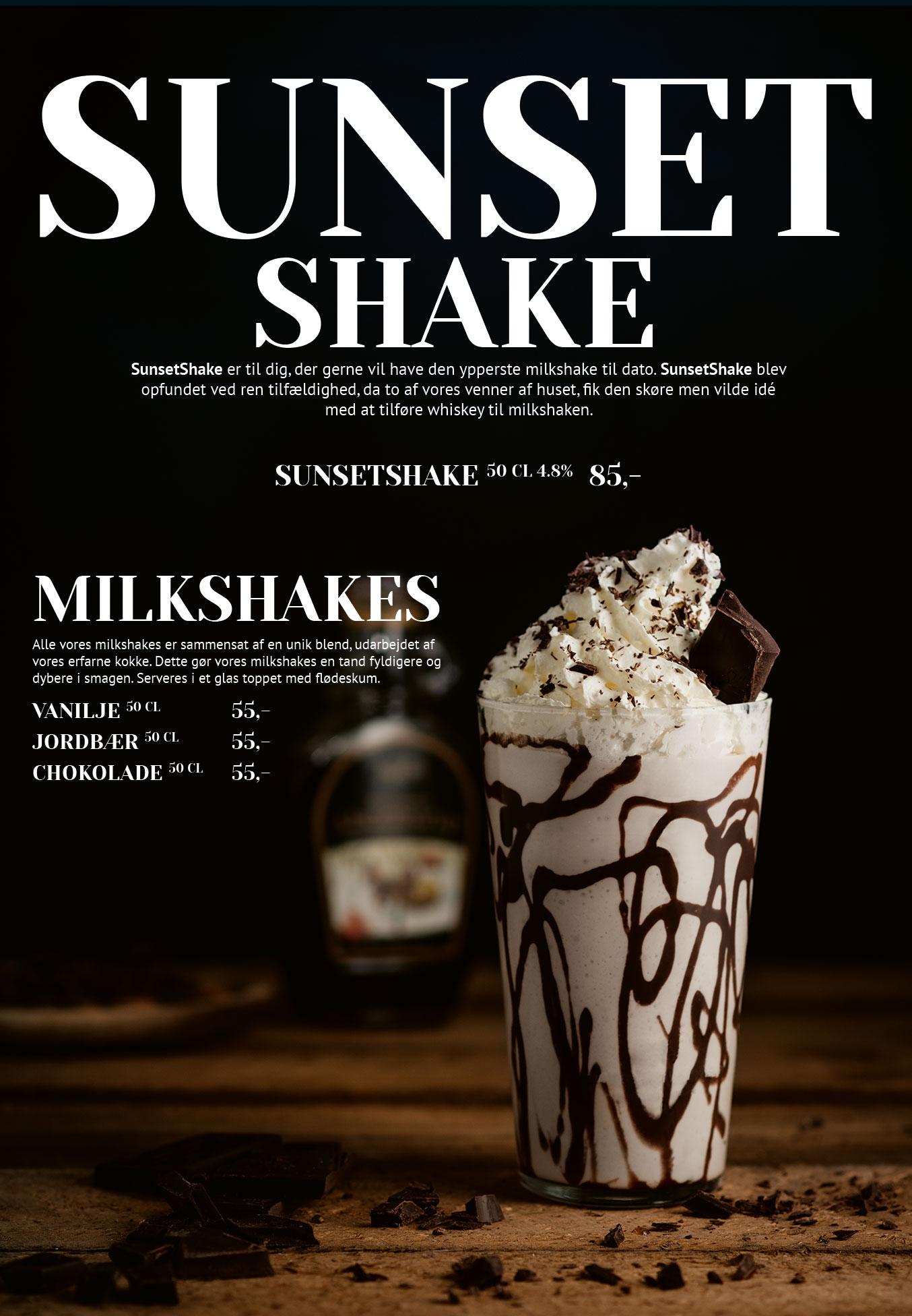 Side 8: Milkshakes