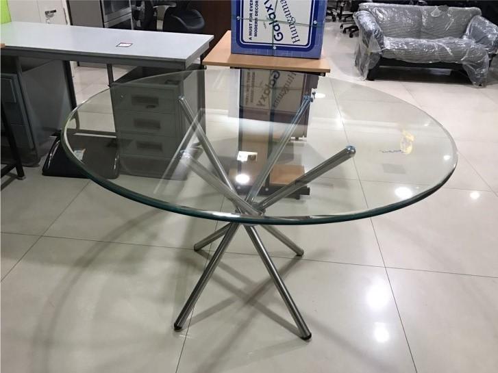 Round Table 3 ft Rs. 1250/- (गोल टेबल ३ फूट टॉप) रु. १२५०/-