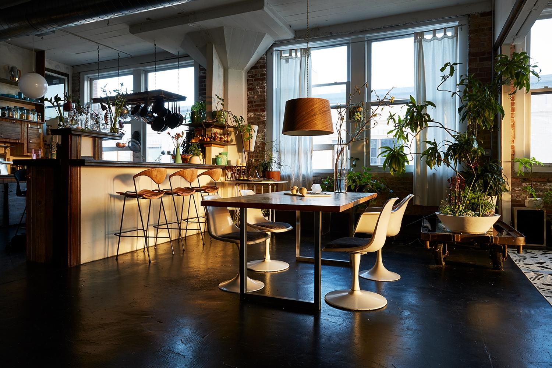 Sage Reed studio/ Aleks Eva Photography