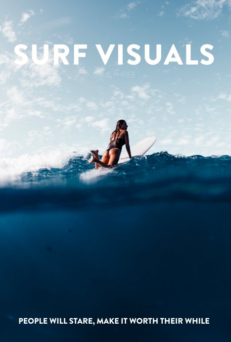 Surfvisuals - www.surfvisuals.comMelbourne, AustraliaWe are currently collaborating in a new project with SurfvisualsLaunching July 7thWatch this space!