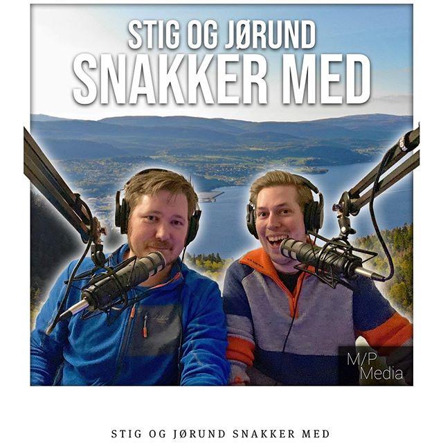 Stig og Jørund snakker med har hatt en pause etter sesong 1. Sesong 2 kommer snart 🥳 #mpmedia #moltubakkpedersenmedia #podcast #podkast #hemne #kyrksæterøra #trøndelag #norskpodcast #stigogjørundsnakkermed #snakkermed #sesong2