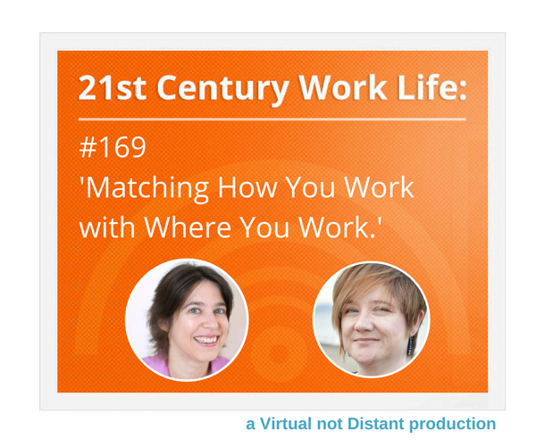 WLP 196: Matching How You Work with Where You Work