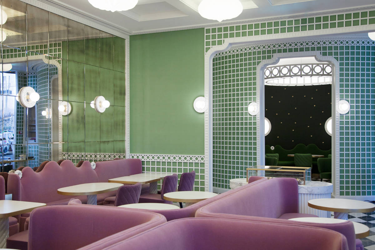 laduree resturant vue