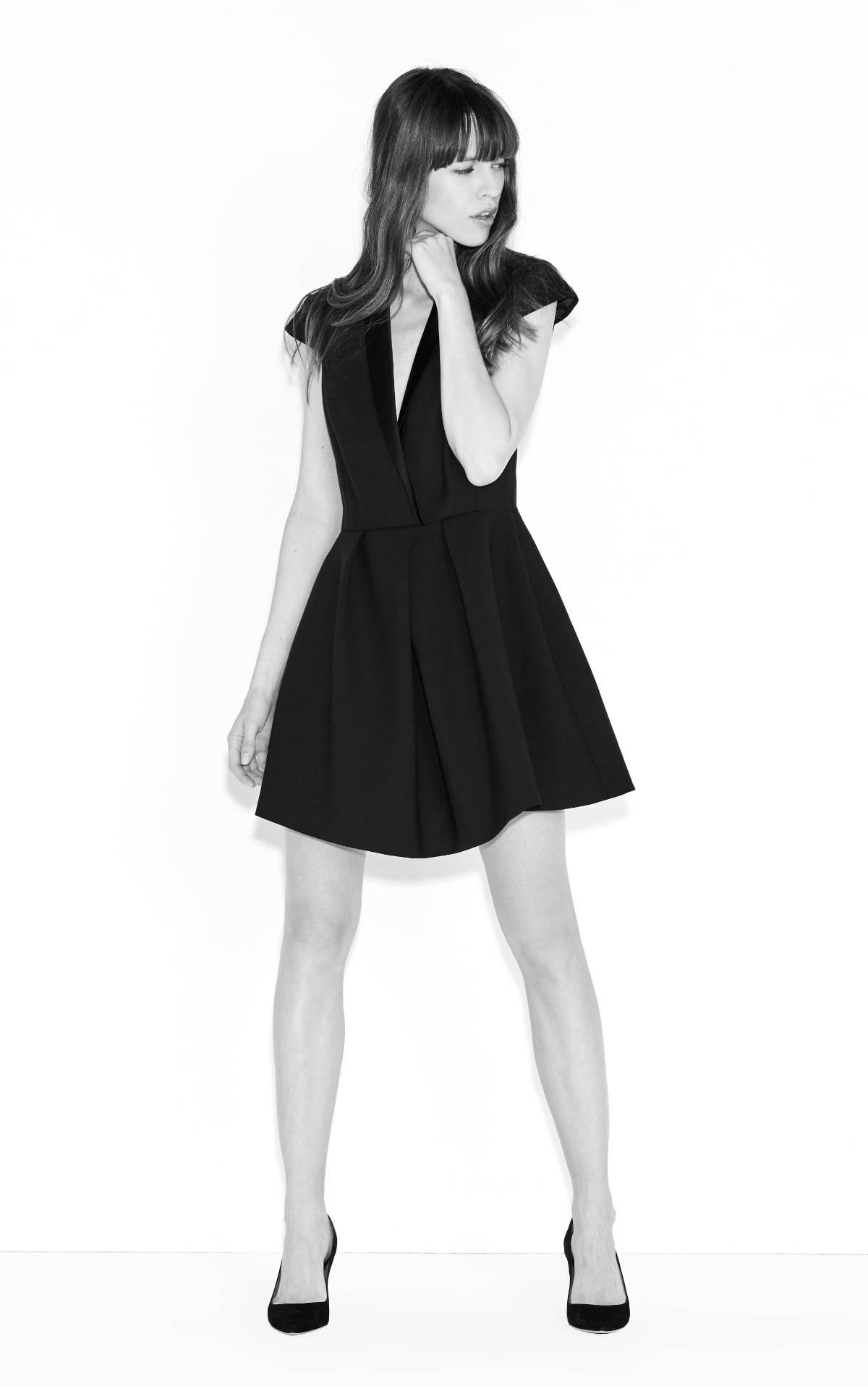 bash robe noire