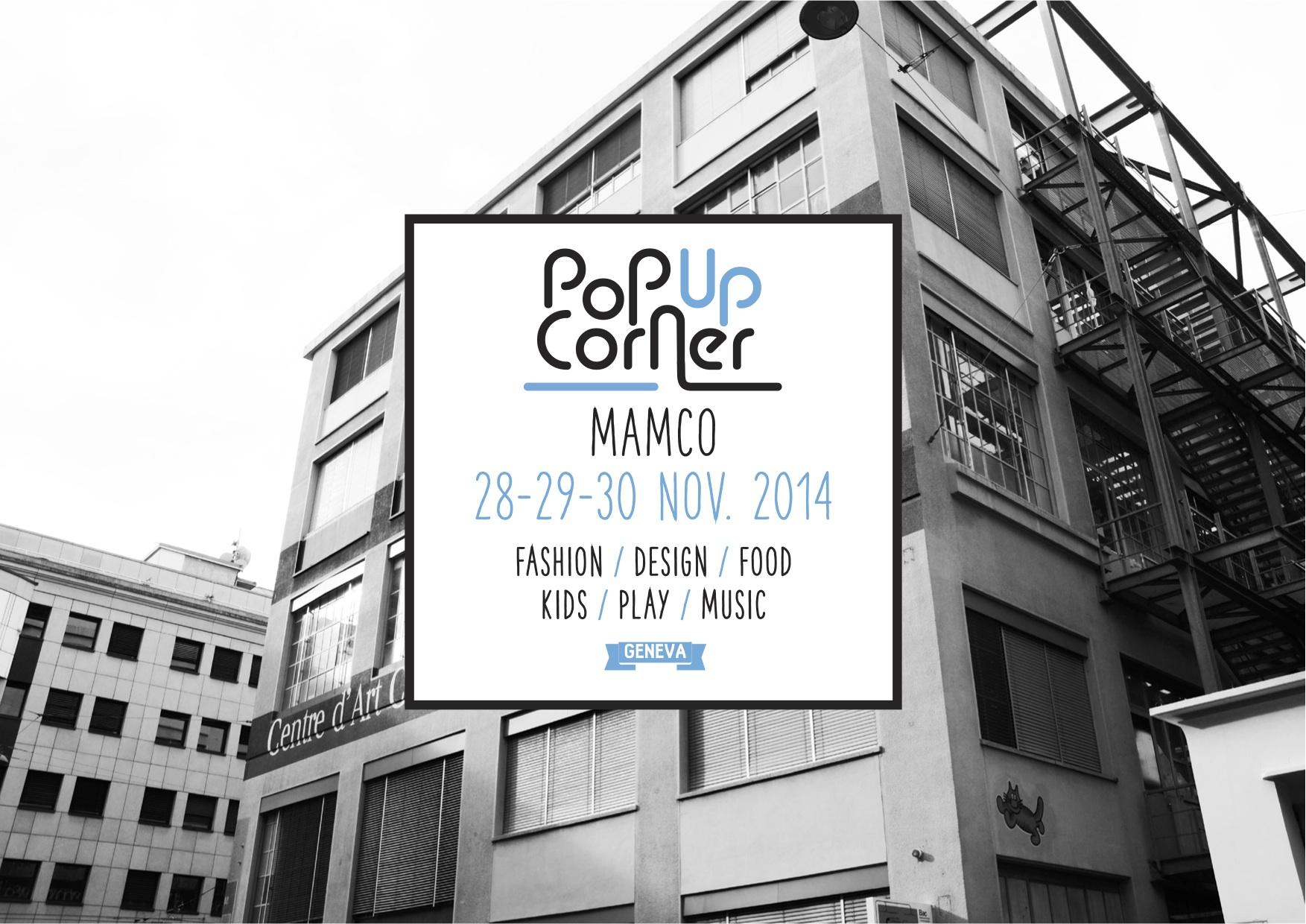 Pop-Up Corner au Mamco