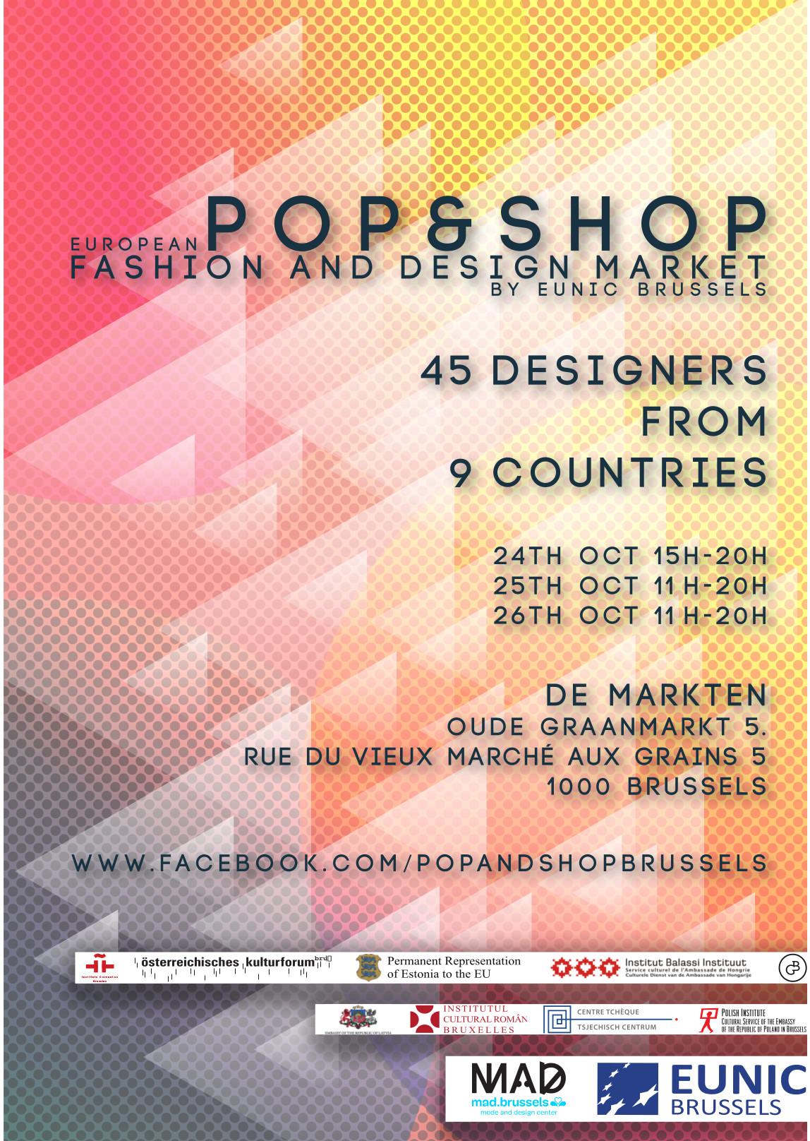 European Pop & Shop