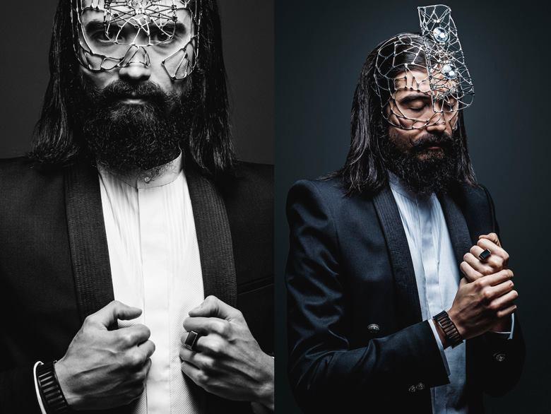 Idriss Guelai, créateur de bijoux (et/ou de fantasmes)