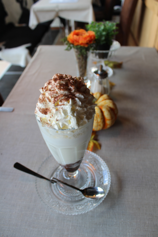 Crème renversante