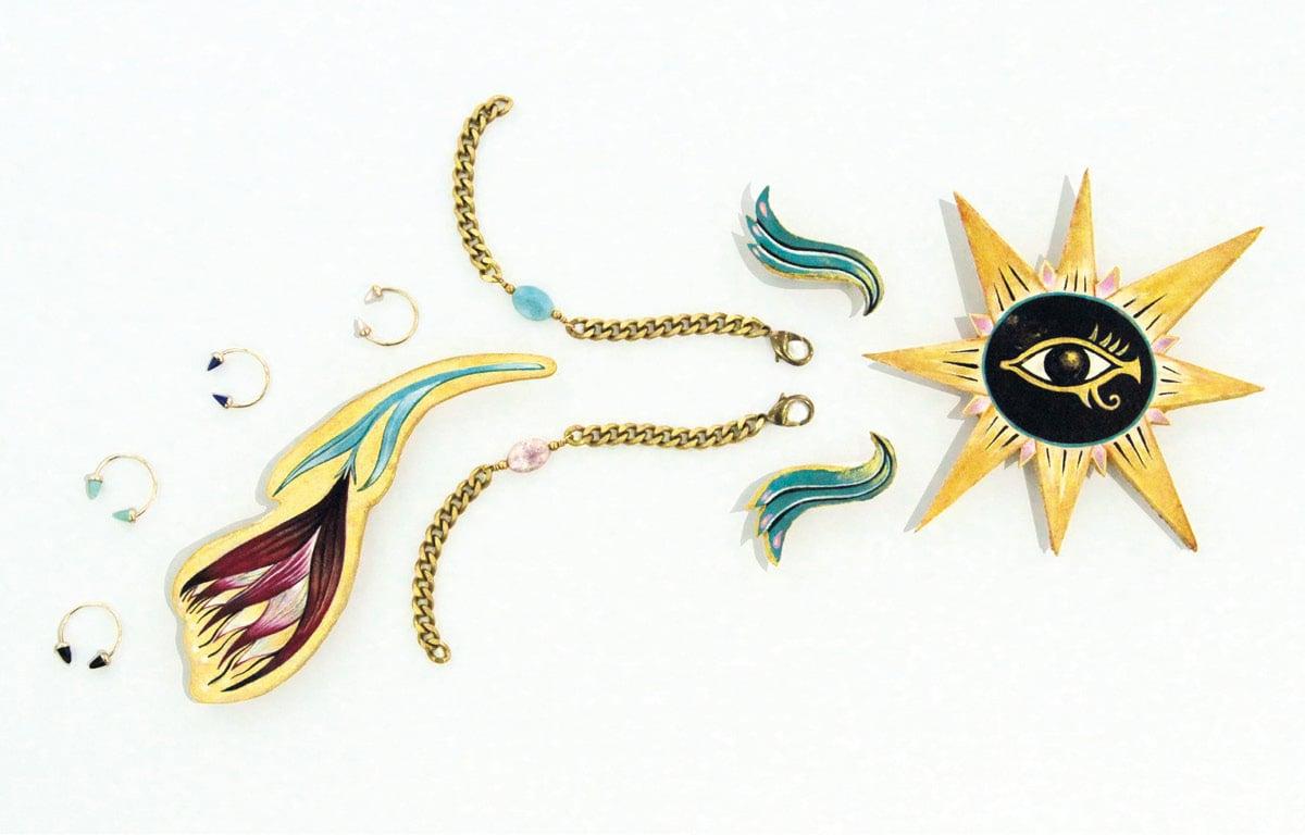 Wadjet, the protective eye of Horus