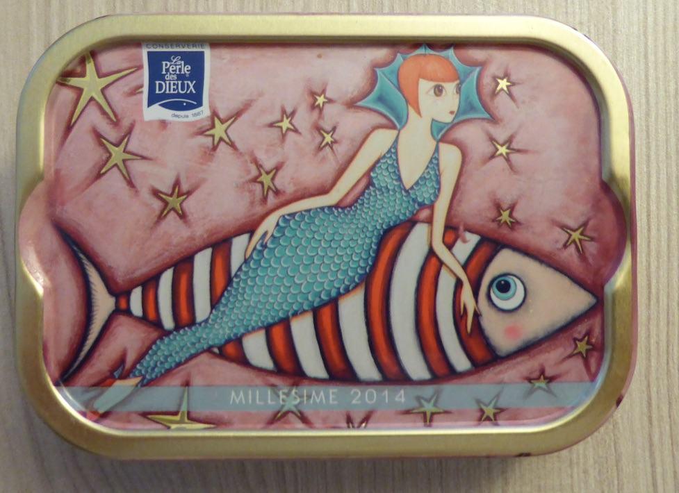 La mer en boîte