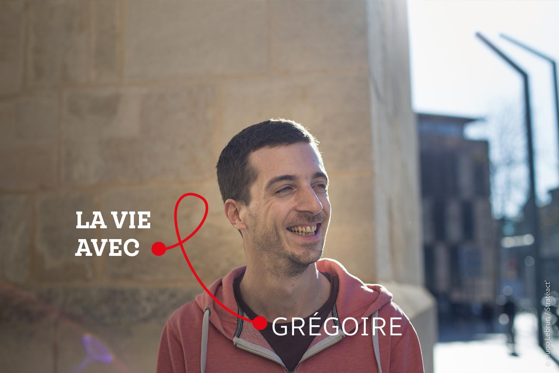 « J'avais beau savoir ce que signifiait être indétectable, l'assimiler en y étant directement confronté, c'est autre chose.», Grégoire, concubin d'une personne vivant avec le VIH