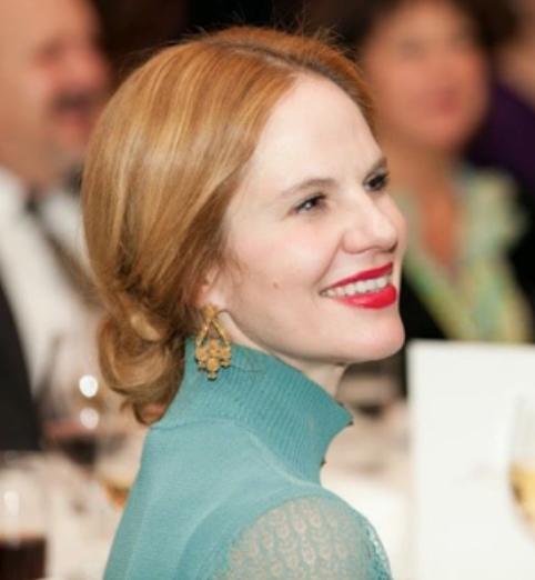 ANNA CANTER - Co-founder Centre Anne de Kyiv
