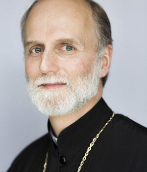 BORIS GUDZIAK - Co-Founder Centre Anne de Kyiv Archbishop-Metropolitan of Philadelphia for Ukrainian Catholics in the United States