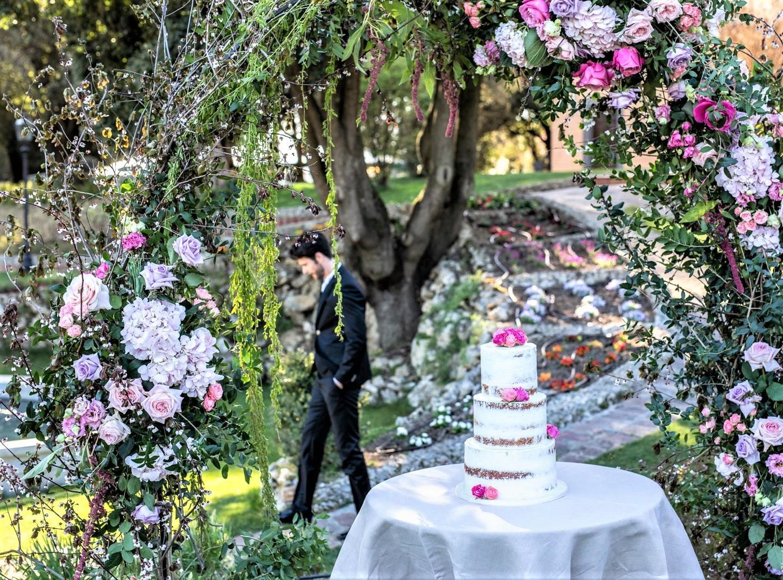 Umbria Wedding Setting