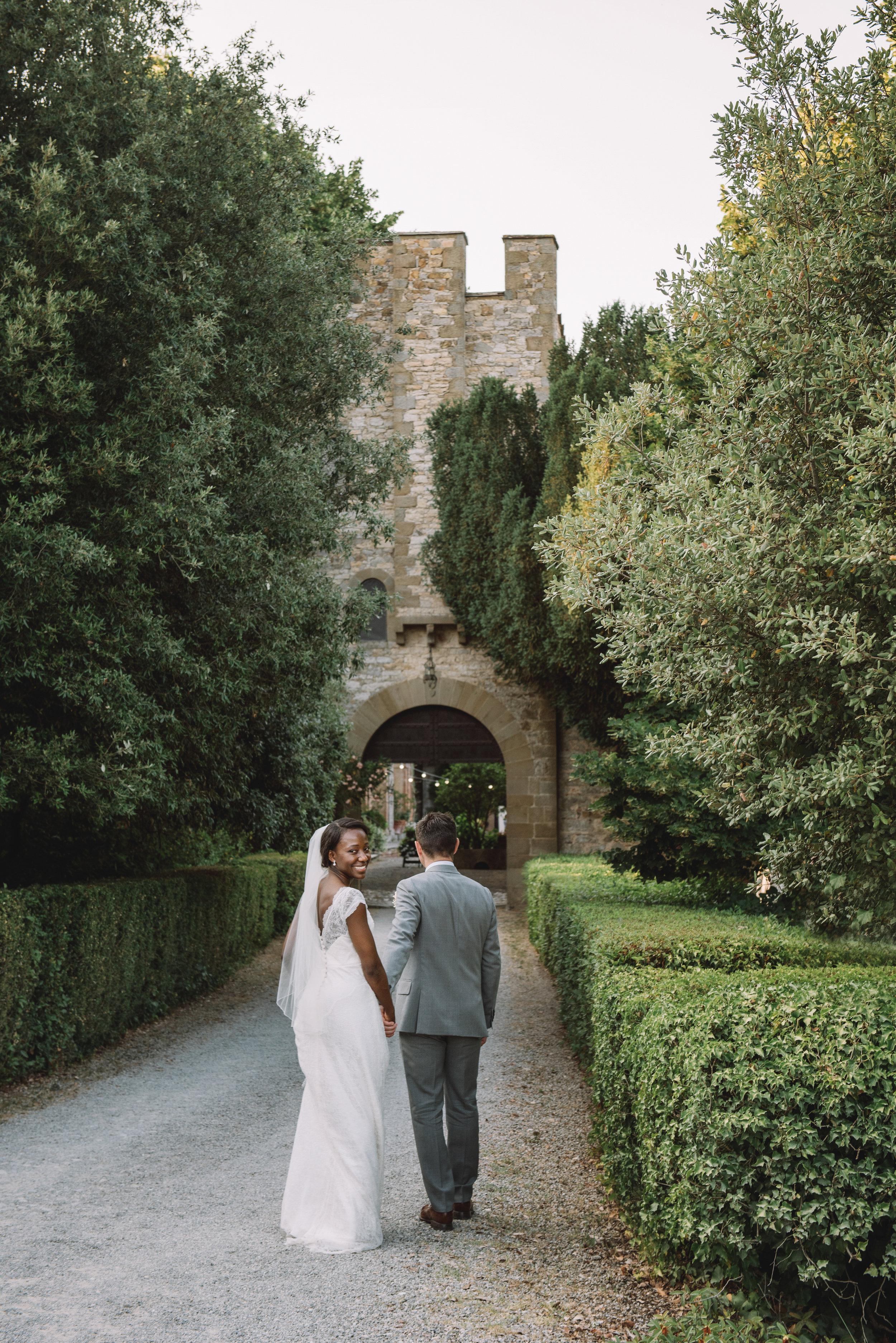 Tuscany Marriage Italy