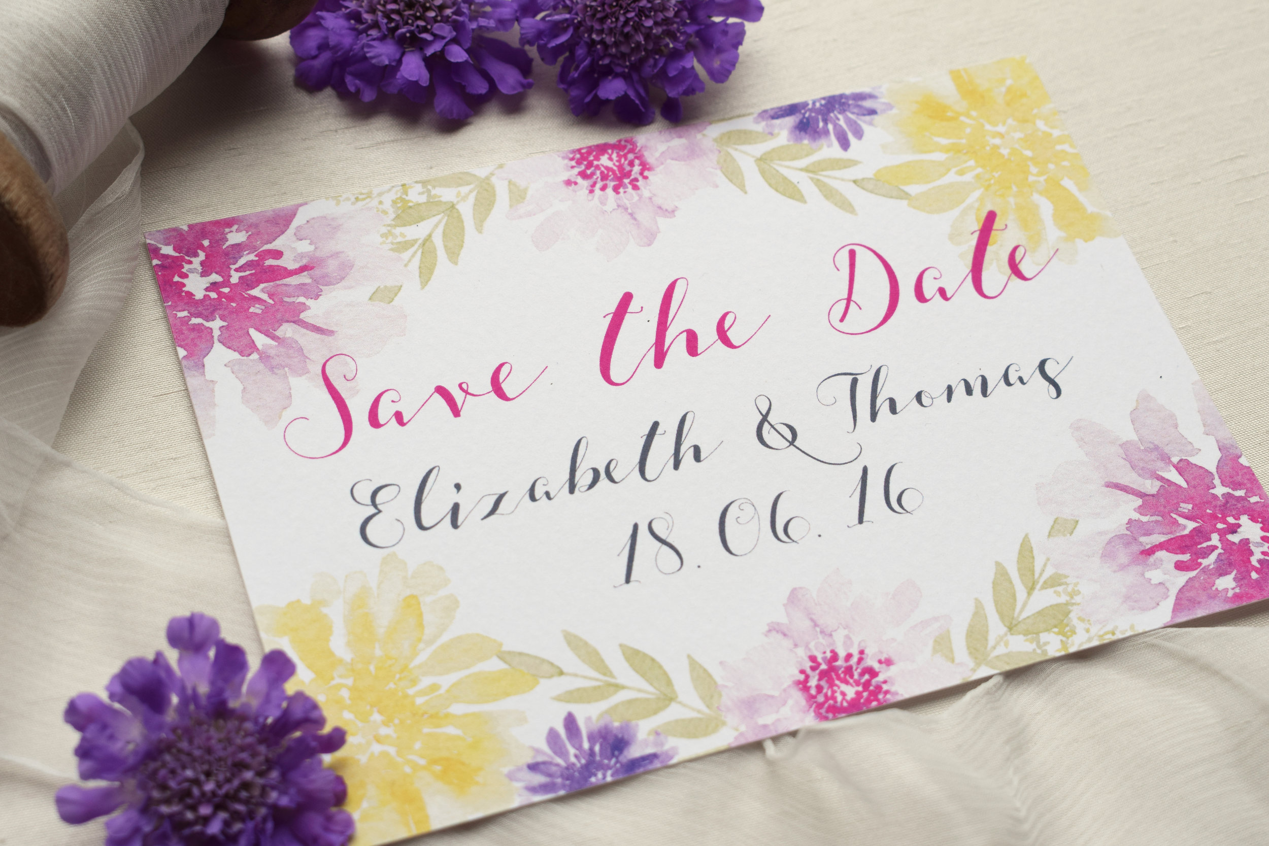 Bloom Watercolour Floral Save the date.jpg