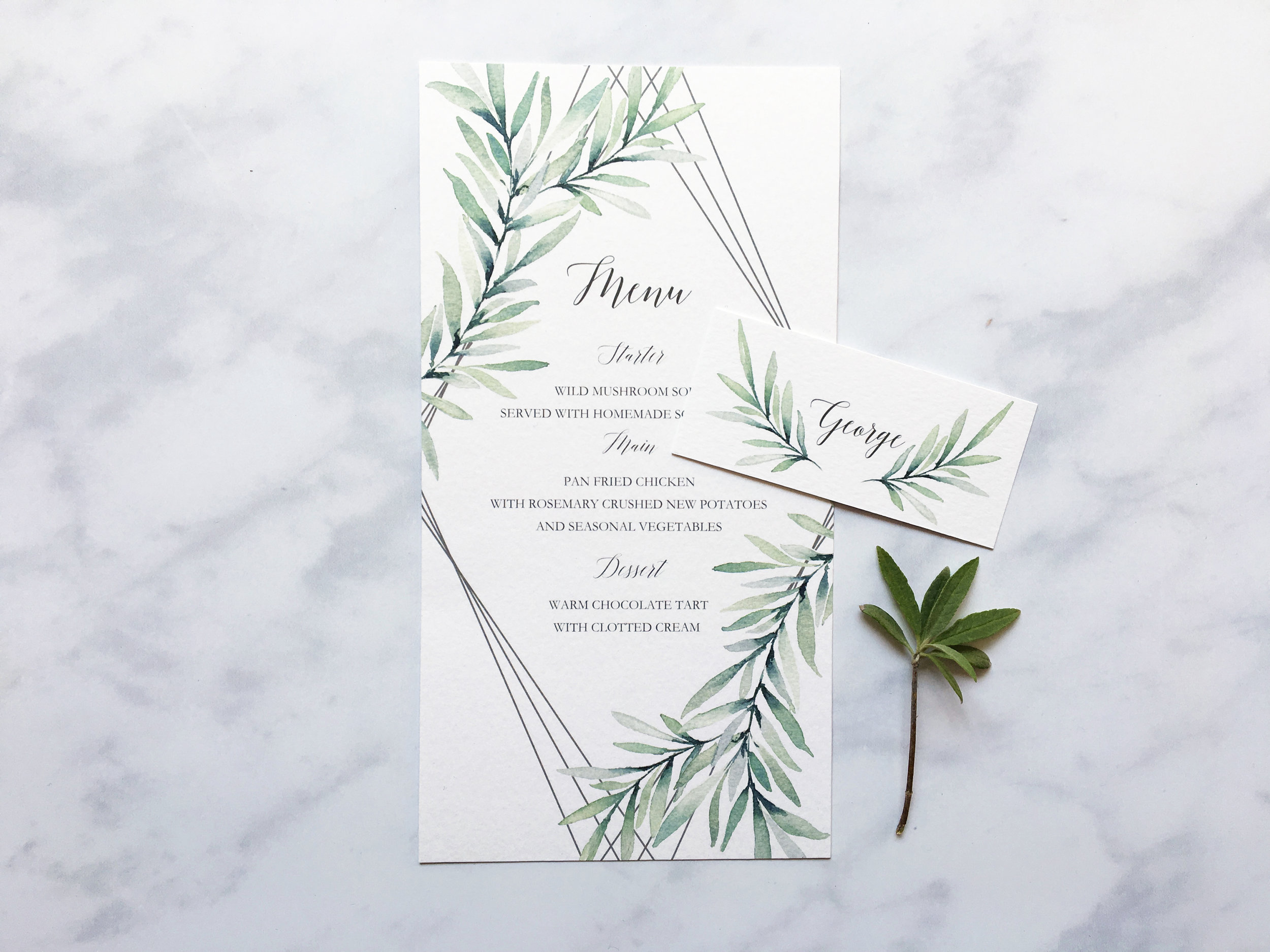 Botaniocal menu and place card.jpg
