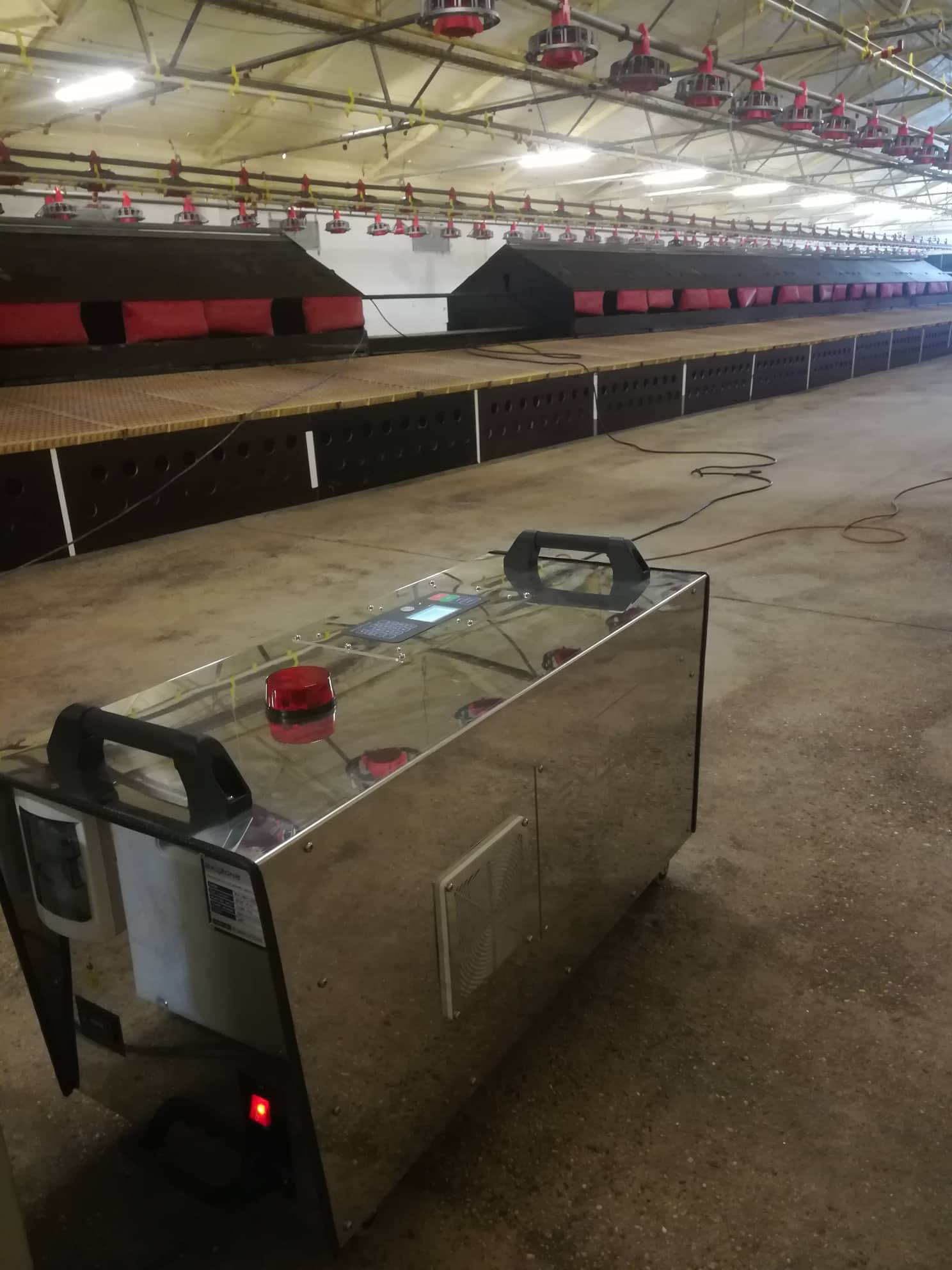 SR100 sanitizing Free Range Barn.jpg