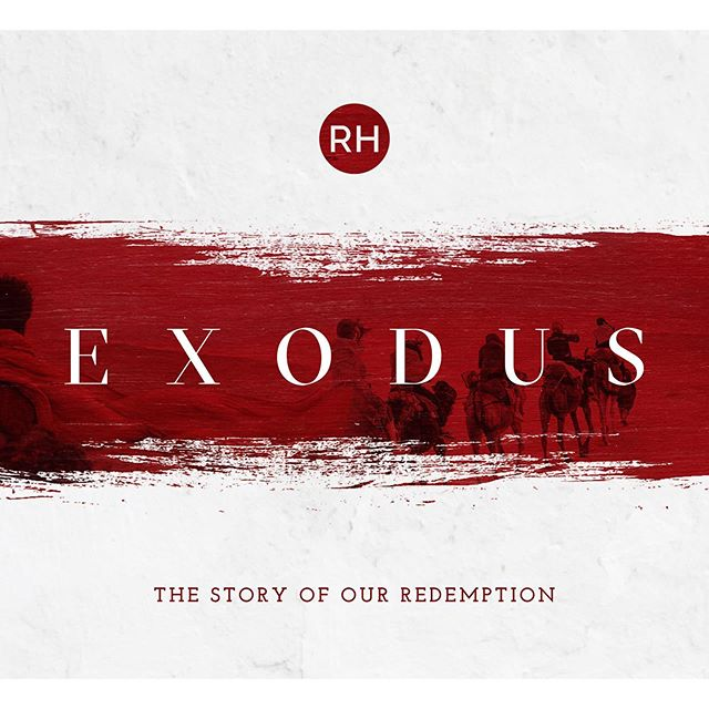 ARE YOU FEELING STUCK? • Stuck in sin? Stuck in disappointment? Stuck in a difficult season or circumstance? Stuck in bitterness? • Join us this Sunday as we start a new series in the Book of Exodus: The Story of our Redemption. • Come and discover the liberating God who frees his people from slavery to enjoy a life of true freedom. In this story of redemption, we find an echo of a greater story of redemption - our story - found in Jesus.