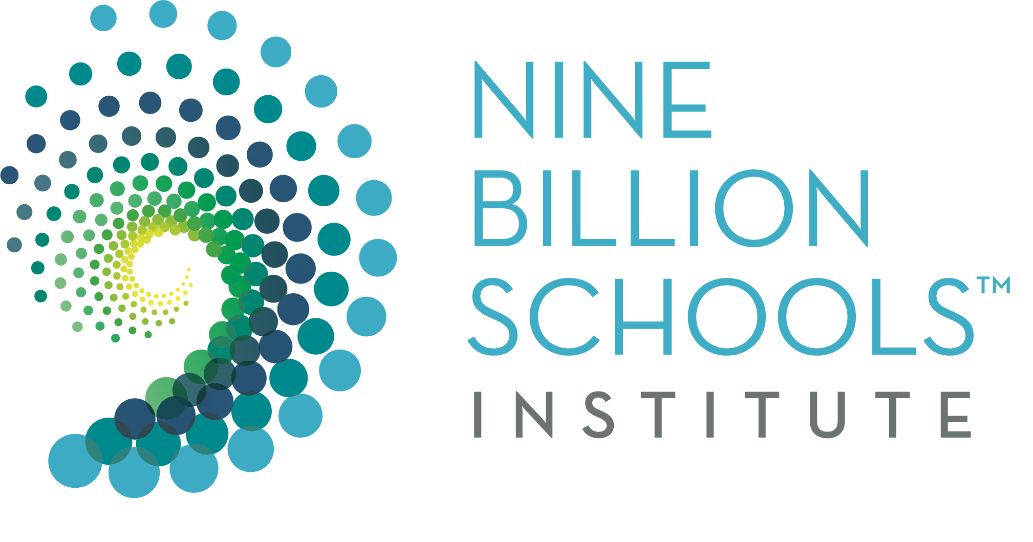 The 9 Billion Schools Institute was launched in 2018 as a nonprofit to advocate for and complete research surrounding personalized lifelong learning.
