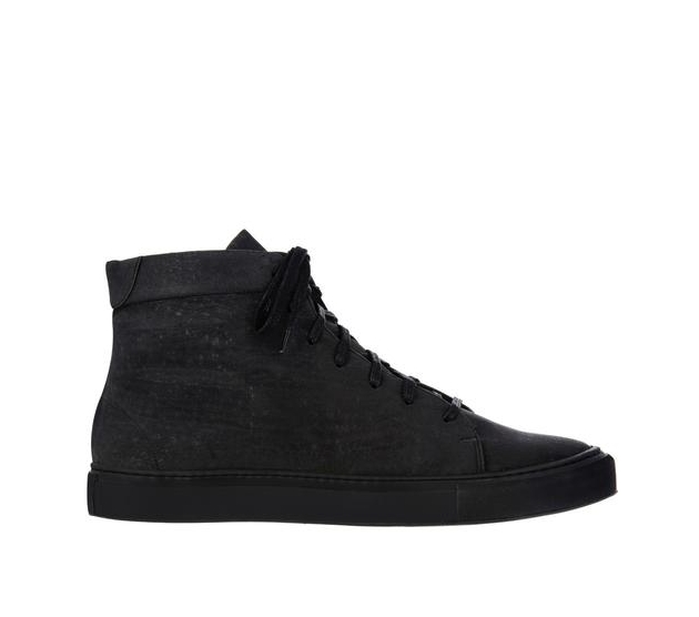 SYDNEY BROWN   HIGH SNEAKERS CHARCOAL  €241,99