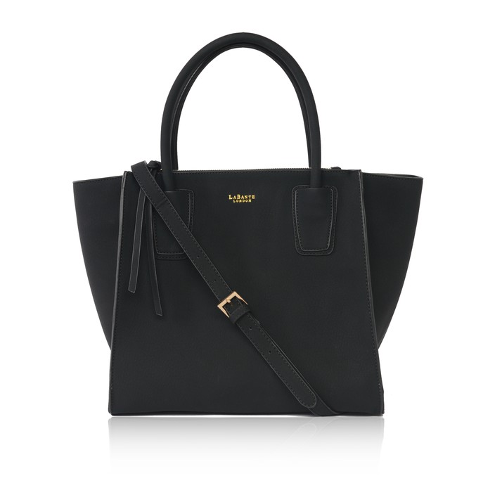 LABANTE LONDON   DEMI SHOULDER BAG, BLACK     €140,10