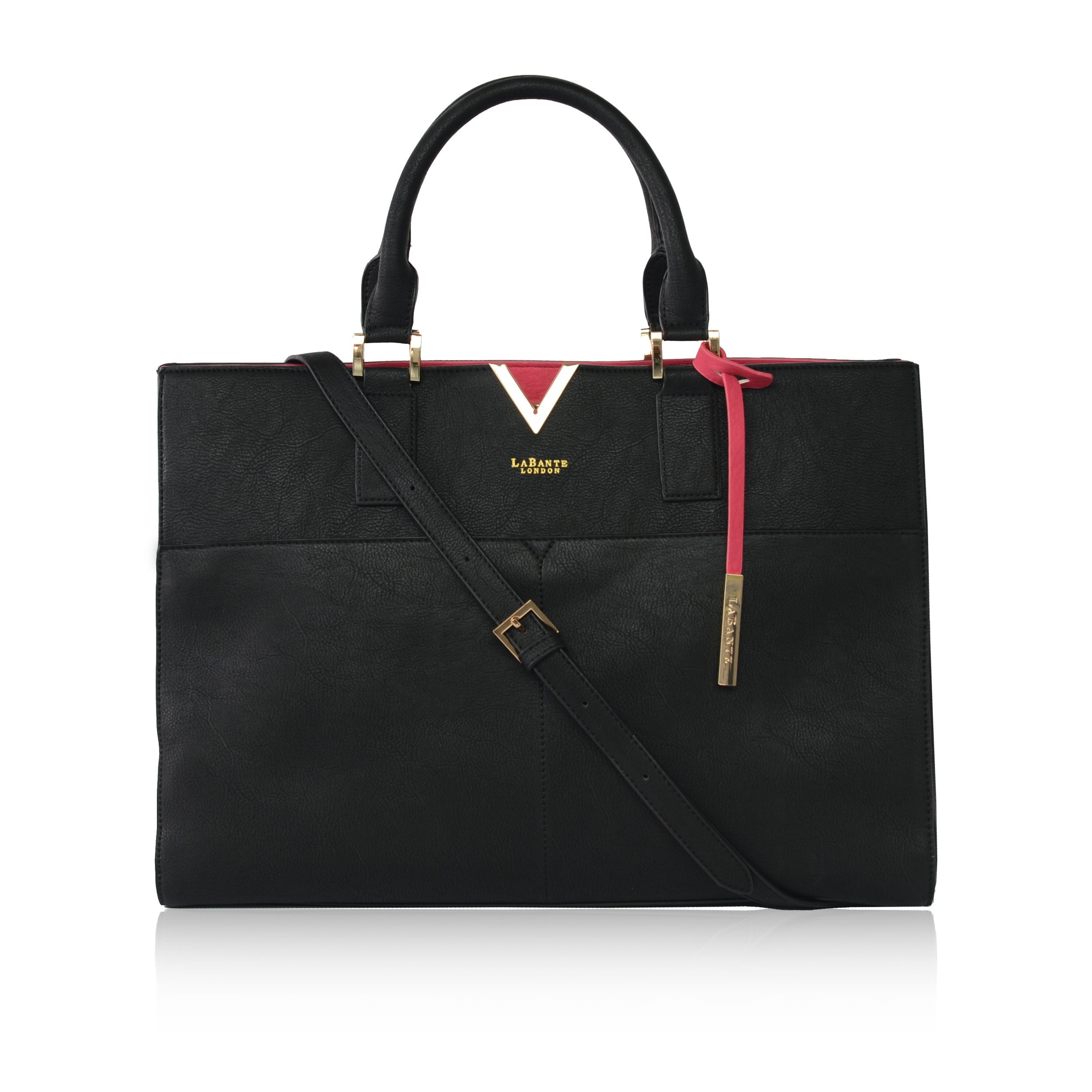 LABANTE LONDON   aVANT CARRYALL BAG, BLACK    €175,16