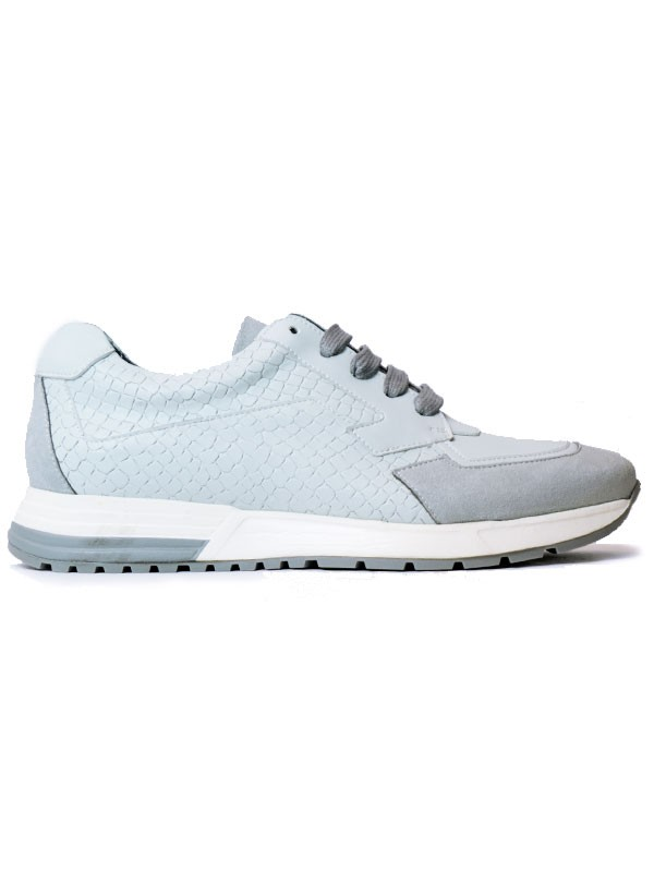 WILLS LONDON   PARIS TRAINERS, GREY  €110