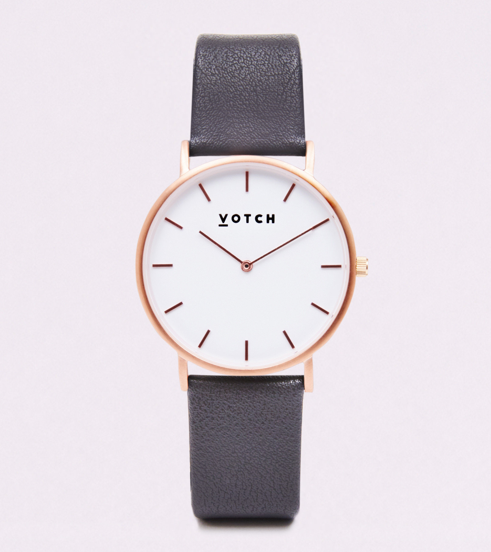 VOTCH   LIMITED EDITION- THE DARK GREY & ROSE GOLD  €141