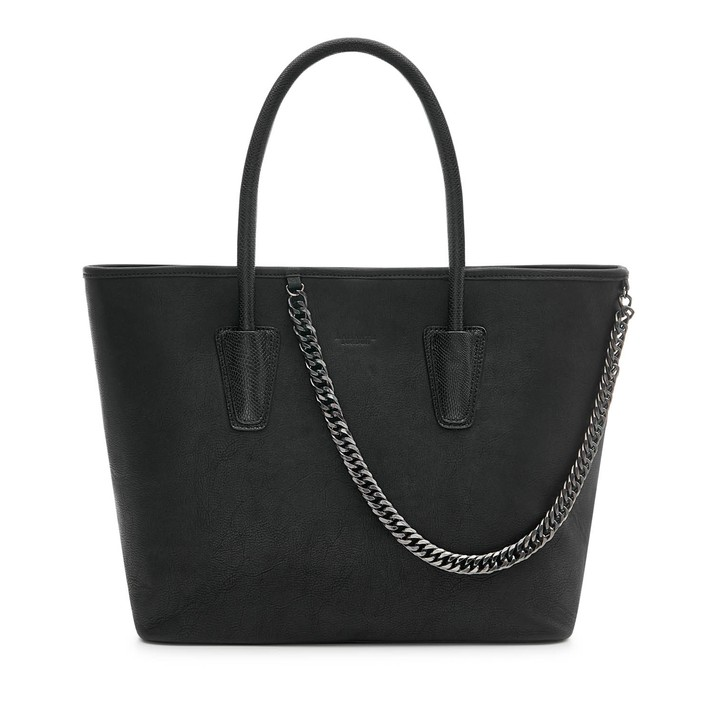 LABANTE LONDON   DARIA TOTE BAG, BLACK  €175,16