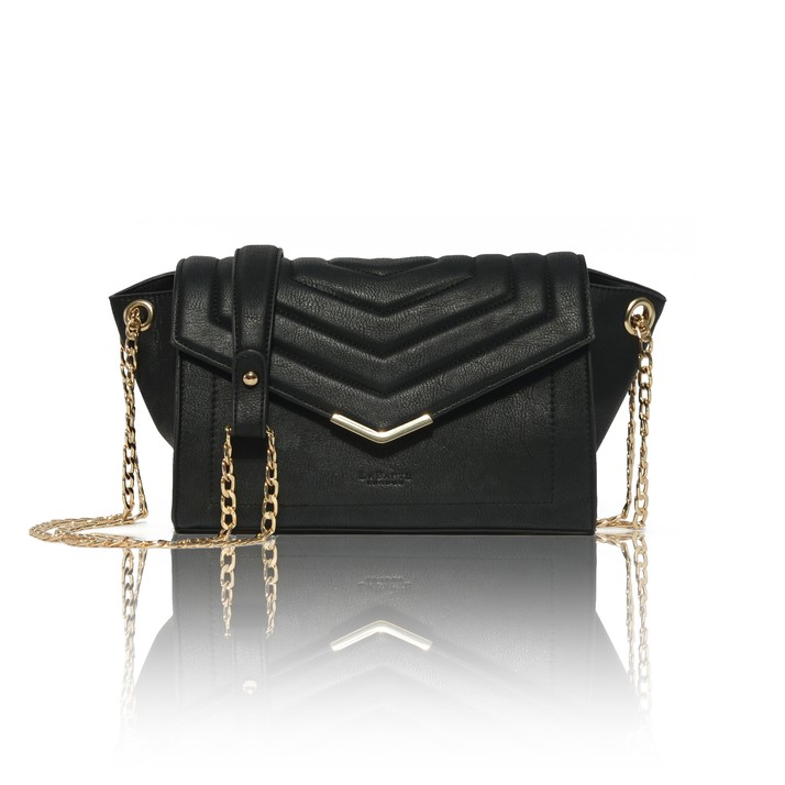 LABANTE LONDON   KENSIGNTON CROSS BODY BAG, BLACK   €100,36