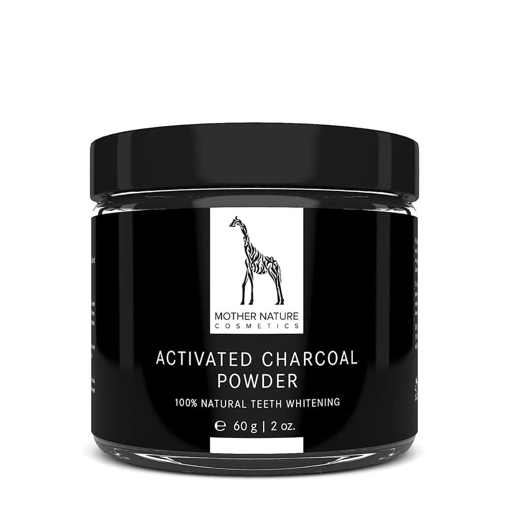 Mother Nature Cosmetics   Activated Charcoal
